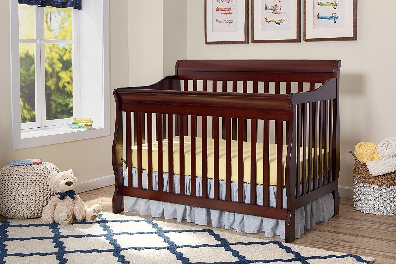 Delta Children Canton 4 in 1 crib Review - Baby Heed